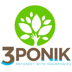 3Ponik, Reforest with aquaponics